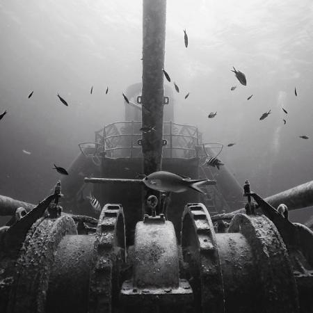 George Town, Wielki Kajman: USS Kittiwake
