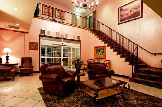 Country Inn & Suites By Carlson, Austin North (Pflugerville): Lobby