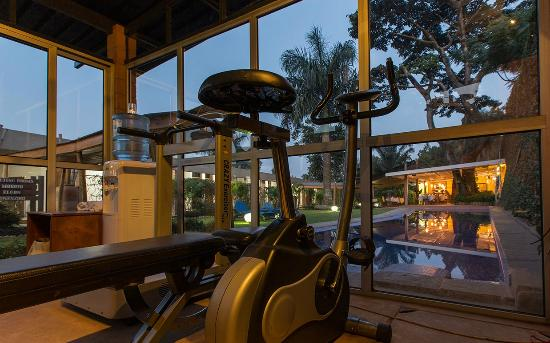 Humura Resorts: Gym