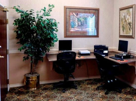 Country Inn & Suites By Carlson, Austin North (Pflugerville): Business Center