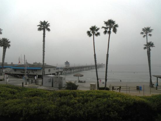 San Clemente, CA: the Pier
