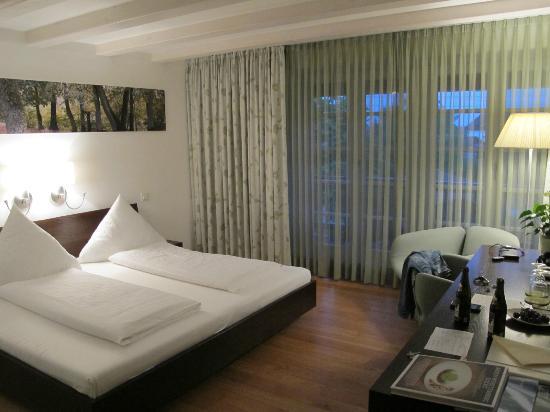 Blansingen, Allemagne : Our room