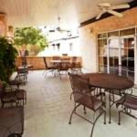 Country Inn & Suites By Carlson, Austin North (Pflugerville): Guest Patio