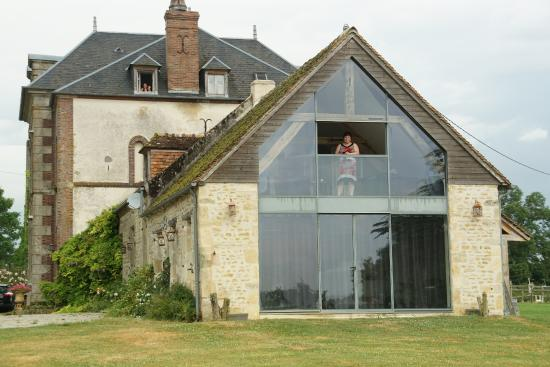 Saint-Leonard-des-Parcs, França: Le duplex