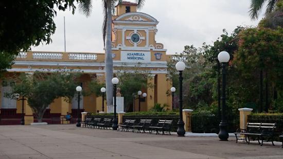 Parque Central Cespedes