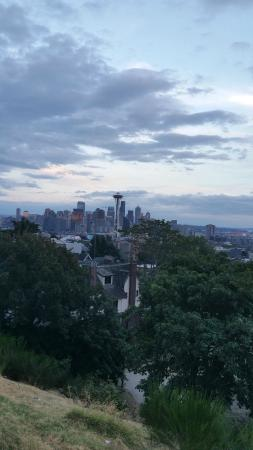 Queen Anne Hill: View from Kerry Park