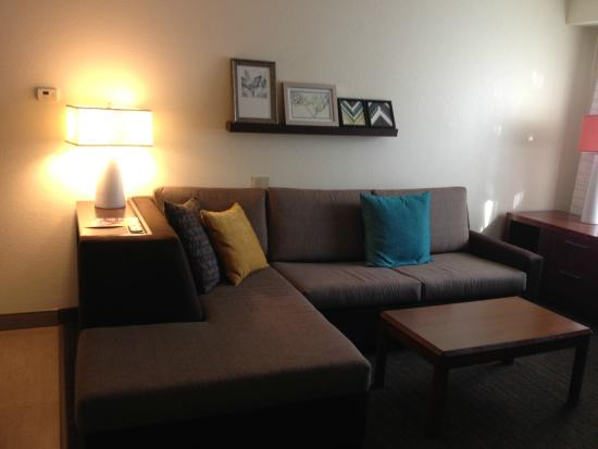 Candlewood Suites San Antonio NW Near Seaworld : Sitting Area
