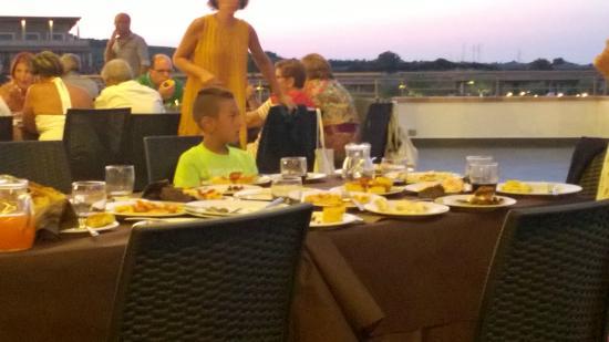 Eco Resort dei Siriti Restaurant