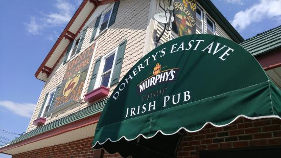 ‪Doherty's Irish Pub‬