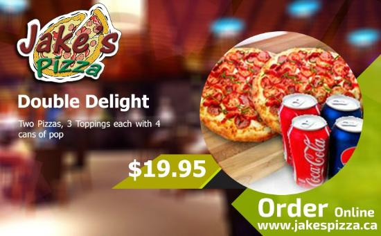Jake's Pizza & Donair