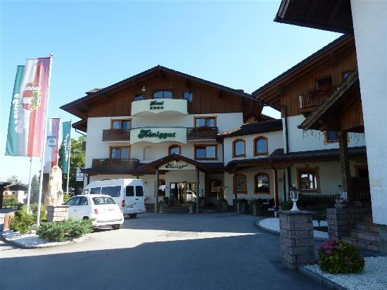 Hotel Koeniggut: voorgevel