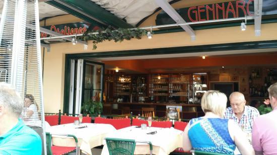 Gennaro der Italiener