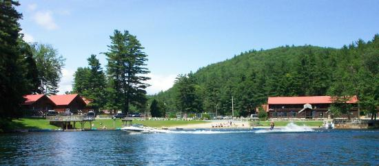 Warrensburg, NY: Water sports galore