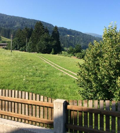 Weerberg, Austria: View also from terrace