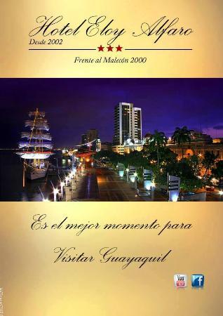 Hotel Eloy Alfaro: sitios turisticos
