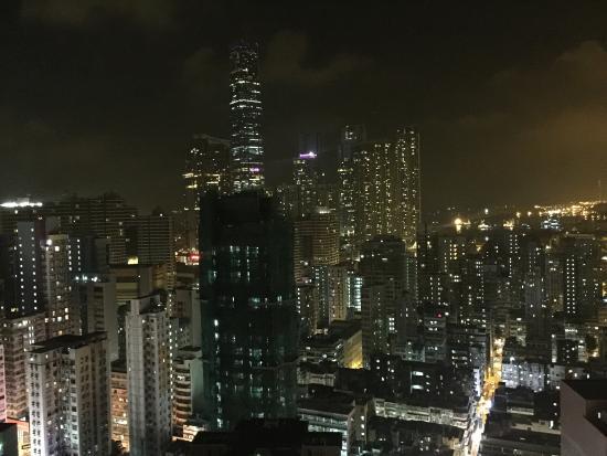 Horizonte Lounge (Hotel Madera Hong Kong) Photo