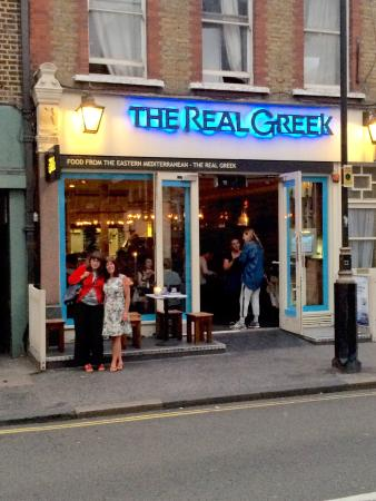 The Real Greek Marylebone