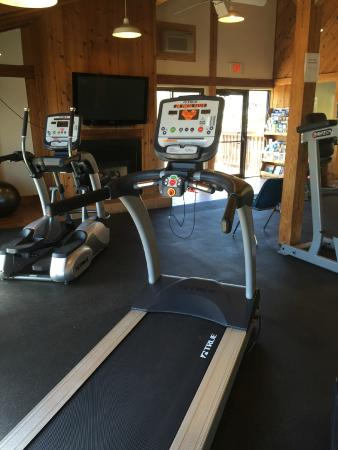 Mountainside Resort At Stowe: Fitness Room