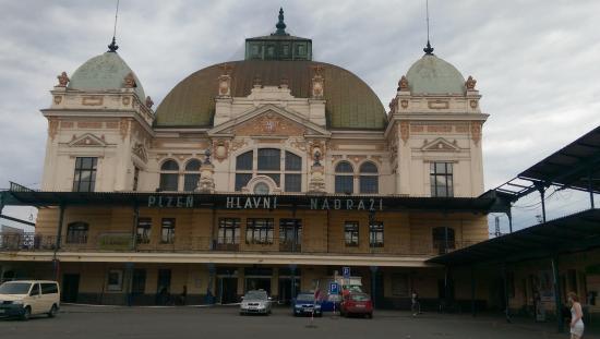 Železniční Stanice Plzeň