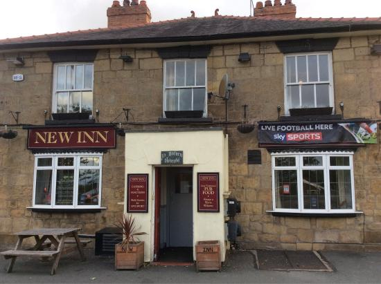 Wrexham County, UK: The New Inn