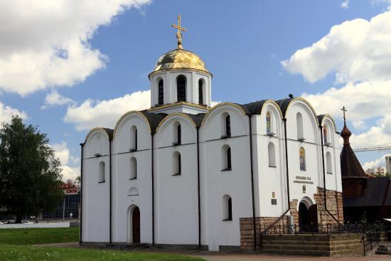 церковь - ヴィーツェプスク、An...