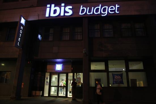 Ibis Budget Tours Centre : l'ingresso