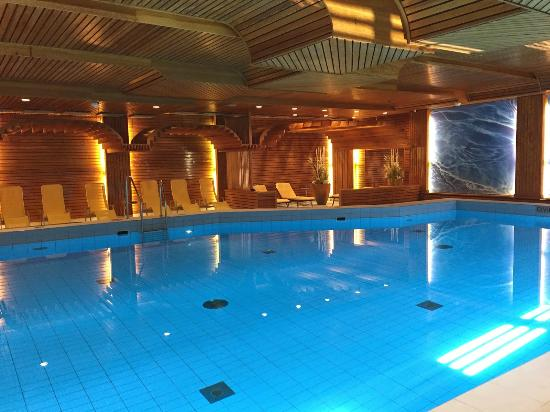 Pool picture of the westin leipzig leipzig tripadvisor - Swimming pool leipzig ...