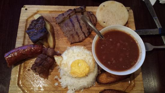 La Parrilla Columbian Steak House