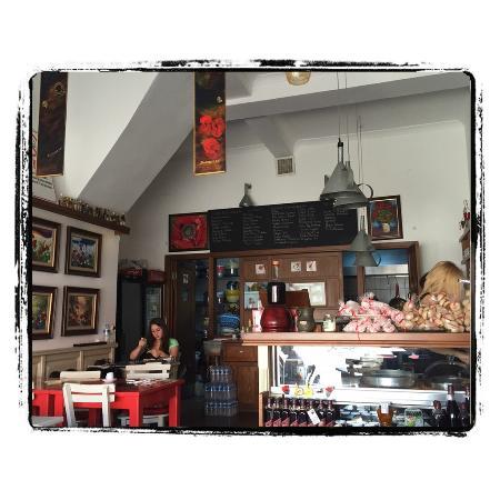 Ada Cafe: İç mekân