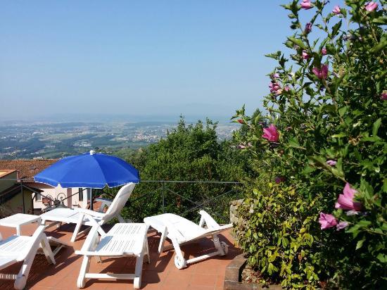 Hotel Bellavista: terrazza...
