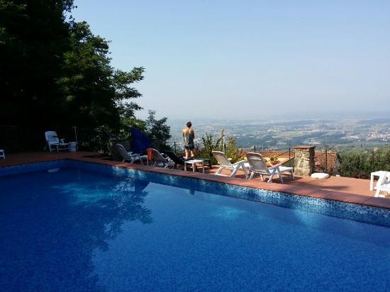 Hotel Bellavista: piscina...