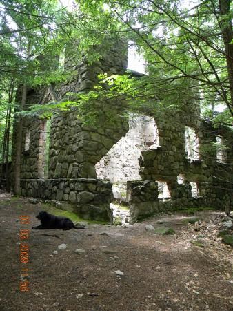 Warrensburg, NY: Daily hikes to historical landmarks (Castle Hike)