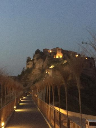 Civita di Bagnoreggio is mystifying and best visited late afternoon ...