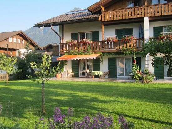 Anton Ferienwohnungen Haus