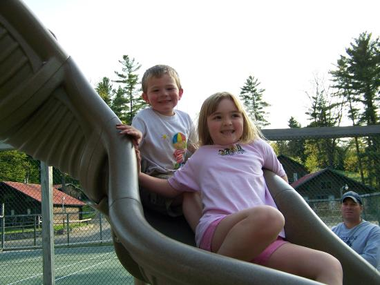 Warrensburg, Nowy Jork: Kids love Ridin-Hy