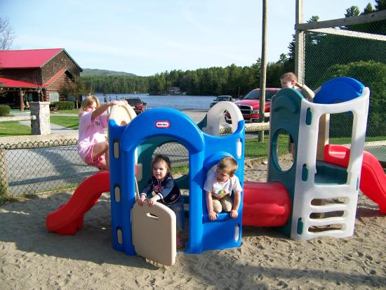 Warrensburg, Nowy Jork: Play areas for all ages