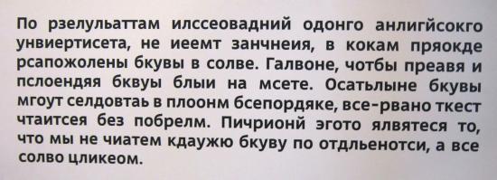 Experimentanium: sentence