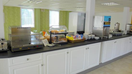 Scone, UK: Café da manhã