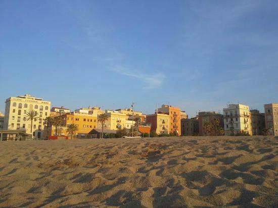 Pars Teatro Hostel: Barceloneta