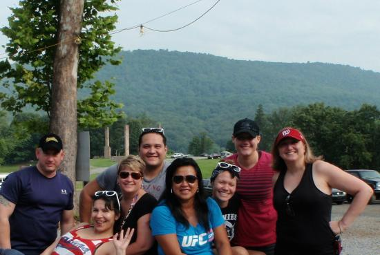 Harpers Ferry Adventure Center : great friends! great times!