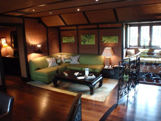 Belmond Le Manoir aux Quat'Saisons: The Room