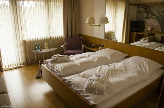 Hotel Liebesglück: Bed