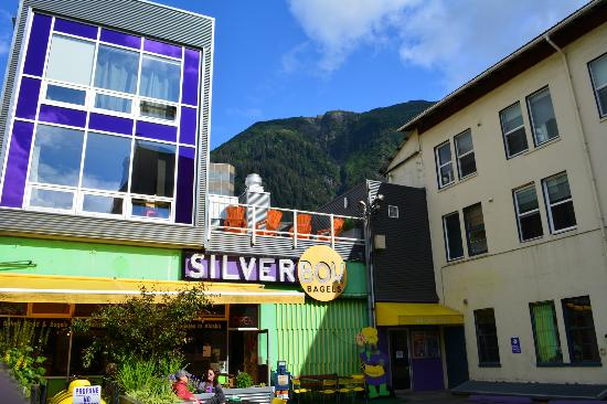 Silverbow Bakery: View of the Front of Building