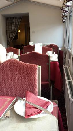 Broadlands Guest House: Breakfast Room