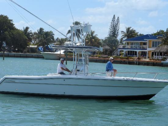 Key Colony Beach, FL: 29' Stamas