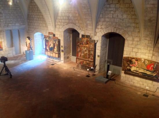 Girona Art Museum (Museu d'Art de Girona) : Full of history