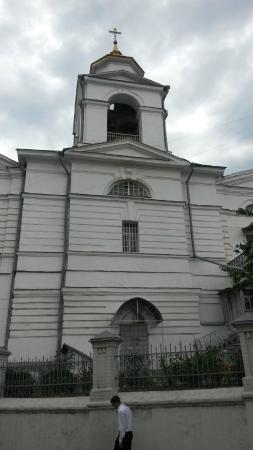 Крестовоздвиженская церковь на Подол