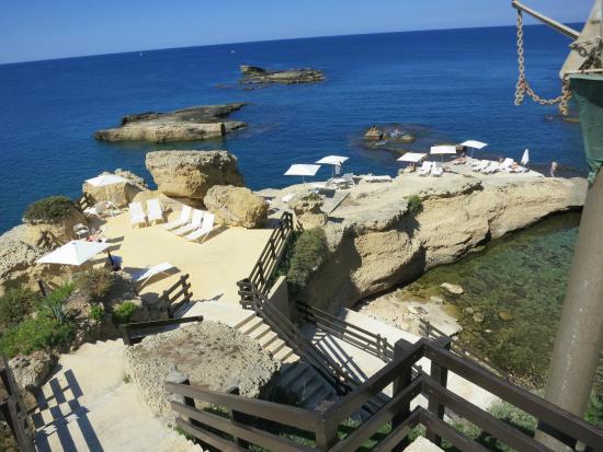 Una De Las Playas Del Hotel Picture Of Grand Hotel Minareto