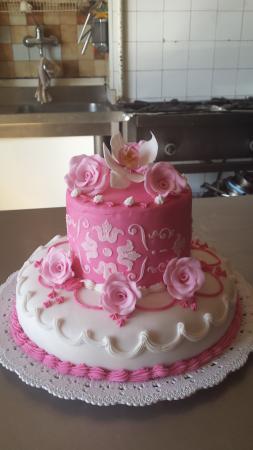 Torta Minnie Foto Di Pralinee Roma Tripadvisor