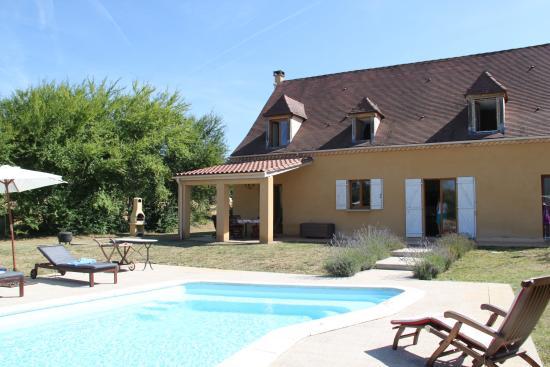 Maison Jolie and pool